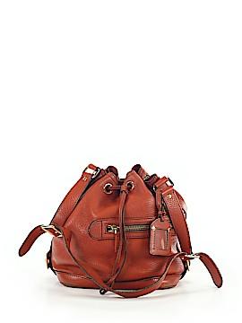 Prada Leather Bucket Bag One Size