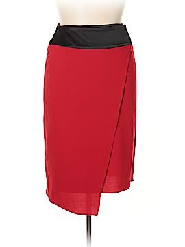 Emanuel Ungaro Wool Skirt Size 46 (EU)