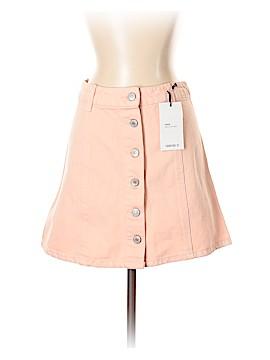 Forever 21 Denim Skirt 26 Waist