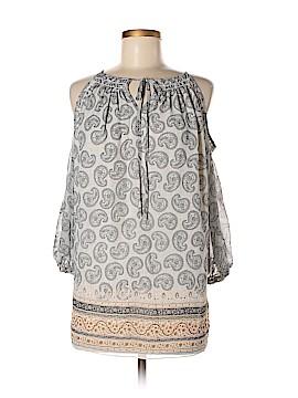 Max Edition Short Sleeve Blouse Size M (Petite)