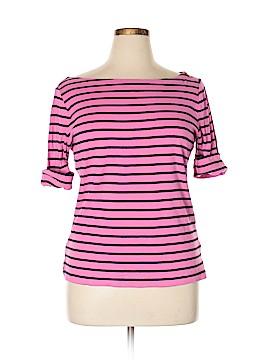 L-RL Lauren Active Ralph Lauren 3/4 Sleeve T-Shirt Size XL