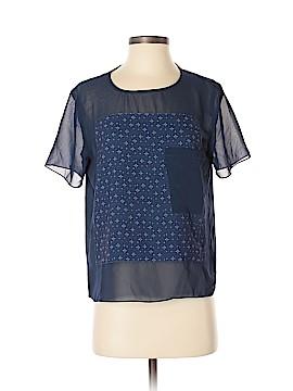 Whitney Eve Short Sleeve Blouse Size 4