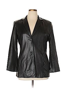 Doncaster Leather Jacket Size 14