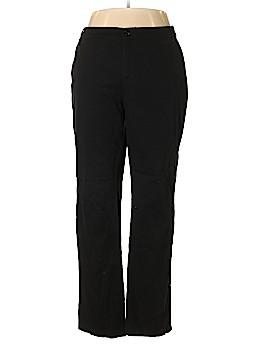 St. John's Bay Casual Pants Size 18w (Plus)