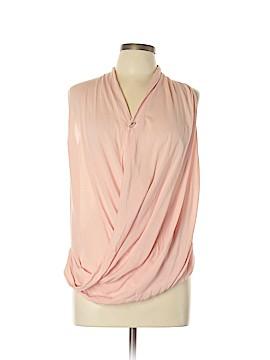 Alythea Short Sleeve Blouse Size L