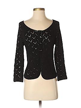 Caslon Silk Cardigan Size S