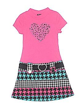 Pink & Violet Dress Size 5