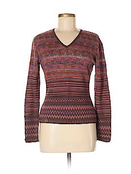 M Missoni Wool Pullover Sweater Size 42 (IT)