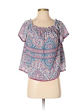 Heartloom Short Sleeve Blouse Size S
