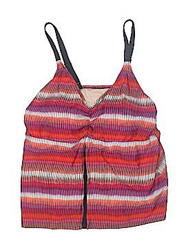 Ava & Viv Swimsuit Top Size 22w (Plus)