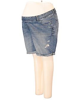 Maternity Denim Shorts Size 18 (Maternity)