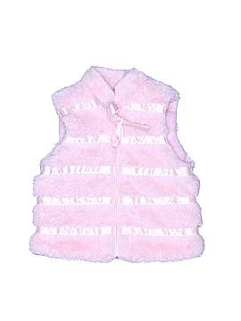 American Widgeon Faux Fur Vest Size 18 mo