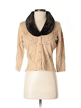 Cache Silk Cardigan Size S
