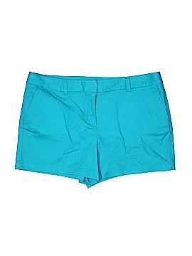 Ann Taylor LOFT Outlet Khaki Shorts Size 14