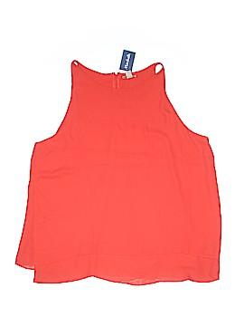 Mercer & Madison Sleeveless Blouse Size XL
