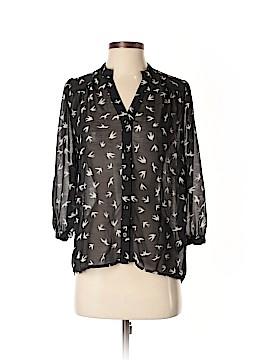 XXI 3/4 Sleeve Blouse Size S