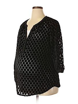 Jessica Simpson 3/4 Sleeve Blouse Size XL (Maternity)