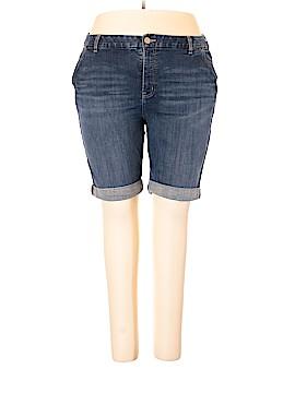 Lane Bryant Denim Shorts One Size (Plus)