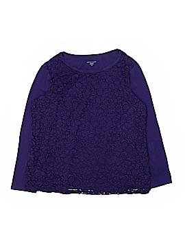 Laura Scott Long Sleeve Blouse Size 1X (Plus)