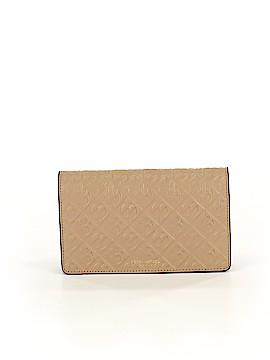 Henri Bendel Leather Clutch One Size