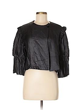 Stella McCartney 3/4 Sleeve Silk Top Size 42 (IT)