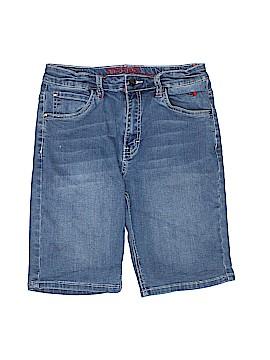 Ferrari Denim Shorts Size 12