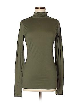 Velvet Long Sleeve Turtleneck Size M