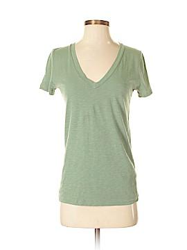 J. Crew For PIAMITA Short Sleeve T-Shirt Size XS