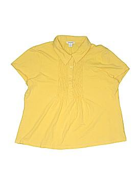 Hampshire Studio Short Sleeve Polo Size XL