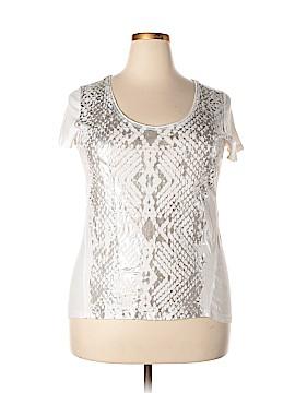 DKNY Short Sleeve T-Shirt Size L