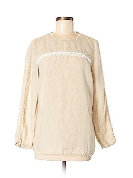 J. Crew 3/4 Sleeve Blouse Size 6 (Tall)
