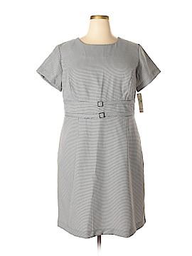 Shelby & Palmer Casual Dress Size 18W (Plus)