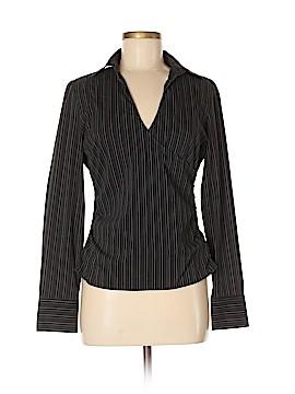 Express Design Studio Long Sleeve Blouse Size M