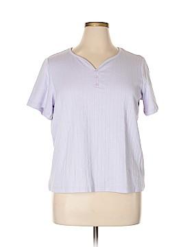 Blair Short Sleeve Henley Size XL