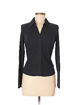 Marks & Spencer Long Sleeve Blouse Size 10 (UK)