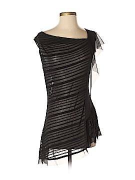 Komarov Short Sleeve Blouse Size S