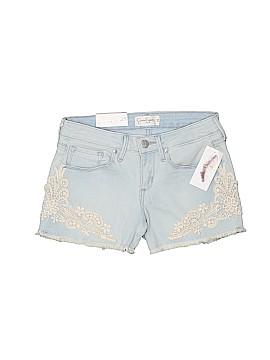Jessica Simpson Denim Shorts 24 Waist