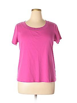 CB Short Sleeve T-Shirt Size 1X (Plus)
