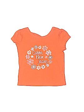 CALVIN KLEIN JEANS Short Sleeve T-Shirt Size 2T