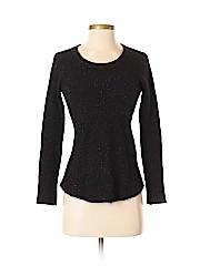 Aqua Cashmere Cashmere Pullover Sweater
