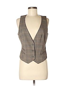 New York & Company Tuxedo Vest Size 6
