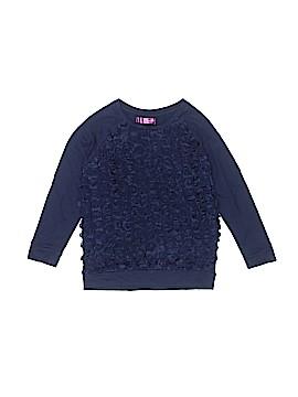 Aqua Sweatshirt Size 6X