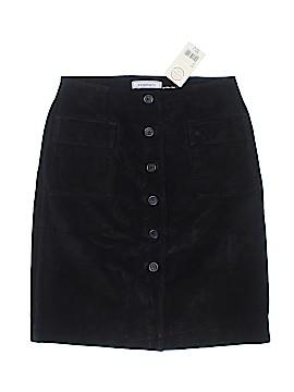 PASSPORTS Leather Skirt Size 6