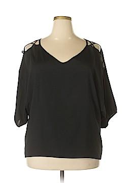 Maitai 3/4 Sleeve Blouse Size 1X (Plus)