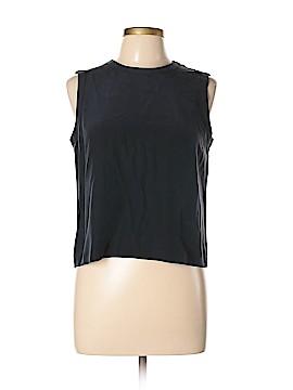 Jones New York Sleeveless Silk Top Size 10