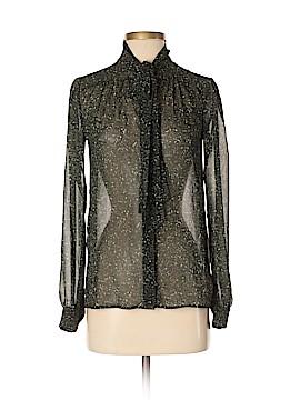 MICHAEL Michael Kors Long Sleeve Blouse Size XXS
