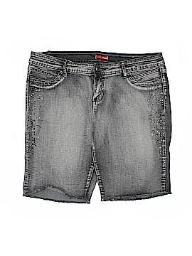 Bongo Denim Shorts Size 17