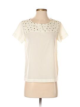 Barneys New York Short Sleeve Blouse Size XS
