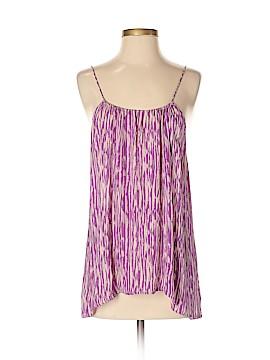 Tucker Sleeveless Silk Top Size Sm/MED