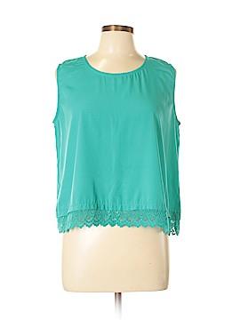 JW (JW Style) Sleeveless Blouse Size L